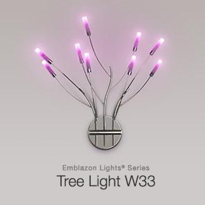 LED Tree Lights, ELS Tree Light W33, LED Tree Lighting, Outdoor LED Tree Lights