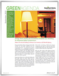 Energy Smart Industry Offering LED Retrofit Programs for Condominium Associations.